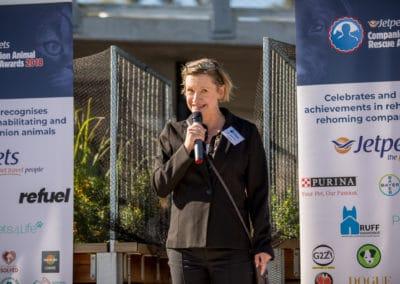 Awards Ambassador, Dr Joanne Righetti