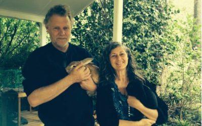 Jo, Wol, Izzy, Spud and Daisy, NSW