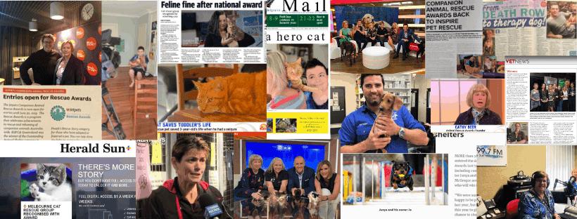 Jetpets Companion Animal Rescue Awards resounding success in 2019